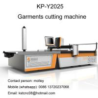 Quality Auto Gerber Cutter 2m Cloth Sample Cutting Machine For Ladies Fashion Dresses wholesale