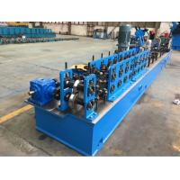 Quality High Speed Profile Angle Roll Forming Machine with notching 3mm wholesale