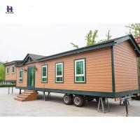 Quality Hotel Use and Sandwich Panel Material prefabricated glass house wholesale
