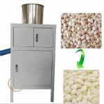 Quality Stainless Steel Commercial Garlic Peeler , 30kg / H Dry Garlic Peeling Machine wholesale