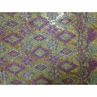 Quality Embroidered Stretch Guipure Lace Fabric By The Yard For Curtain wholesale