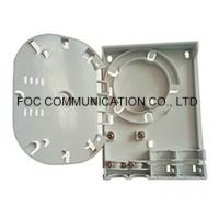 Buy cheap Optical Indoor Distribution Box , 4 Port FTTH Termination Box For Military Industry from wholesalers