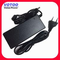 Quality CCTV AC - DC Desktop Switching Power Supply , LED 72W 12V 6A Adapter wholesale