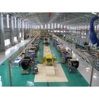 Quality Customized Sedan Automotive Assembly Line With Conveyor For Producing Cars wholesale