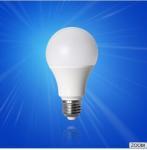 Quality 7w Pure White LED Energy Saving Bulbs 580lm 80 Ra with PC Shade wholesale