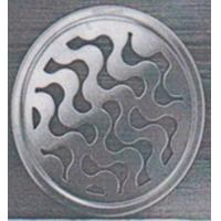 Quality Export Europe America Stainless Steel Floor Drain Cover5 With Circle (Ф97.3mm*3mm) wholesale