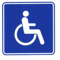 Quality Manufacturer Facility Guidance Signs Along The Thick Road Traffic Sign Plate wholesale