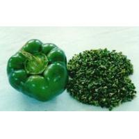 Quality 2016 FreshorFreeze DriedChili 5*5mm,6*6mm,9*9mm Air-dried Green Pepper 200MT for Stock wholesale