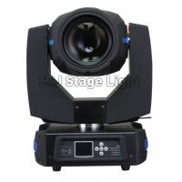 Quality Intelligent Control Led Beam Mini Led Moving Head R7 230w , Wash Angle Adjustable wholesale