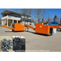 Waste Clothes Rag Cutting Machine Textile Crusher Twisted Knife Power Saving