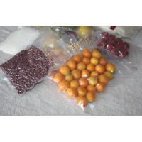 China Transparent Vacuum Packaging Bags for Food Preservation Vacuum Packing on sale