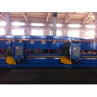 Quality Automatic Edge Groove Milling Machine Double Head For Shipbuilding wholesale