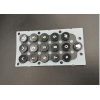 China Custom Made Conductive Silicone Rubber Buttons For Electronic Use Silicone Production on sale