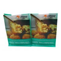China Customised Design Food Center Sealed Pouch Packaging For Dry snack on sale