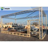 Quality Low energy Electronic 5D Theater System With Precise Position Control wholesale