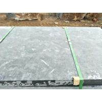 Quality Durable Unpolished Swimming Pool Coping Stones Blue Limestone Tiles And Slab wholesale