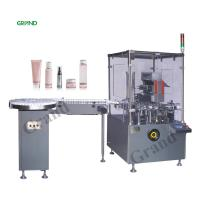 Quality 220V 50HZ Automatic Cartoning Machine Vertical Cosmetic Bottle Packaging wholesale