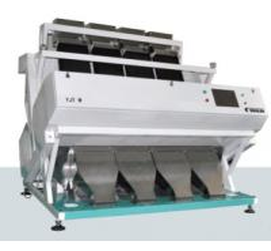 Quality Buhler Yijiete 6SXZ-256 WB bichromatic cereals colour sorter, sorting machine wholesale