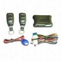 China Car Alarm Keyless Entry KE System with Remote Car Locating/Finder, Output Horn on sale