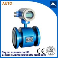 China magnetic flowmeter exported to Philippines with high quality on sale