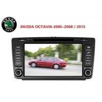 Quality Wholesale Touch Screen Car DVD Player GPS Navigation for Skoda Octavia 2005-2014 Different Model Series wholesale