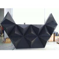 China FashionLED DJ Booth P5 LED Dj Screen Wonderful Light Effect For Club / Television on sale