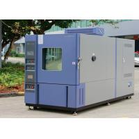 Buy cheap Programmable ESS Chamber /Rapid-rate Temperature Change Test Chamber from wholesalers