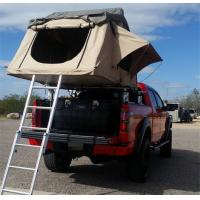 Quality Popular Automatic 4 Person Roof Top Tent Car Sunscreen Leak Proof Camping wholesale