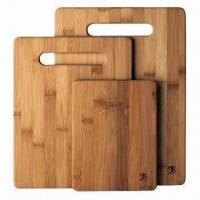 China Bamboo Cutting Boards with Professional Free Designing on sale