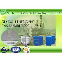 Buy cheap Slow Evaporating Solvent Glycol Ether DPNP Cas No 29911-27-1 With 11.4 Viscosity product