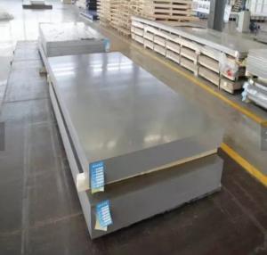 Quality Anti Rust 5052 Aluminum Sheet , 5083 Aluminum Sheet Thickness 0.15mm-600mm wholesale