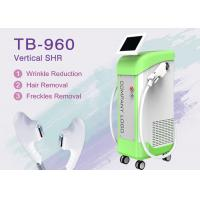 Quality 3000w Strong Power Supply Vertical E-light IPL SHR Hair Removal Equipment wholesale