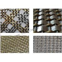 Quality SS316 SS304 10m Length  Stainless Steel Decorative Wire Mesh  Screen 2.5mm Wire Dia wholesale