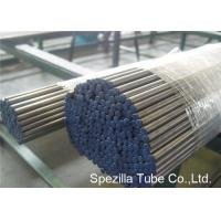 Quality UNS S30815 Stainless Steel Seamless Tubing , Heat Exchanger Tubes SS Seamless Pipes 3/4'' X 0.065'' X 20'' wholesale
