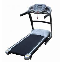 China 3.0HP Motorized Folded Belt Electronic Treadmill Running Machines With LCD Display, CE on sale
