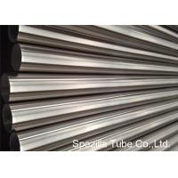 Quality EN10216-5 TC1 Stainless Steel Instrumentation Tubing Seamless Round Tube ASTM A 269 A+P OD 1/2'' wholesale