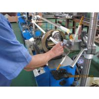 China 7×15mm² Section Wind Coil Taping Machine Electric Motor Manufacturing Equipment on sale