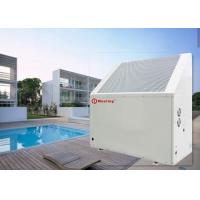Quality Ultra Low Noise Heat Pump Air to Water, 12KW Heating ≤40Db Swimming Pool Spa Saunas Heating System wholesale