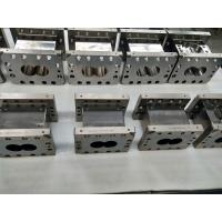 Quality JSW TEX65aII Parallel Extruder Machine Parts HIP Material WR13 Linner wholesale