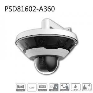 Quality Dahua 8x2MP Multi-Sensor Panoramic Network Camera+PTZ Camera (PSD81602-A360) wholesale