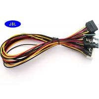 China Professional Male To Male / Male To Female Sata Cable Light Weight Eco Friendly on sale
