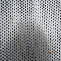 China black painting perforated metal mesh sheet speaker grill (china manufacture) on sale