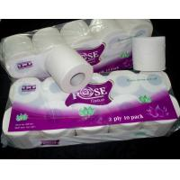 Quality 10roll pack, mixed pulp, Toilet Tissue roll, bath tissue, toilet paper wholesale