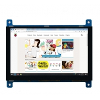 Quality 900cd/M2 800x480 5 Inch Capacitive Touch Screen Support Win 7 Win8 Win 10 wholesale