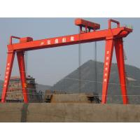 Quality Lifting Motor Goliath Shipyard Cranes For Building Vessels wholesale