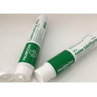 Quality Flexo Printing Laminated Tube Packaging For Jelly With Flip Top Cap wholesale