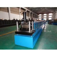 Quality Efficient Custom Roll Forming Machine , Twin Row Vineyard Post Roll Former wholesale