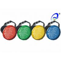 Quality Small Flash Voice Control 220V Strobe Disco Light Blue / Red / Green / Yellow wholesale
