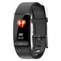 Quality H8 ECG PPG HRV Blood Oxygen SPO2 Medical Health Care Smart Bracelet Waterproof Hear Rate Monitor Track Fitness Wristband wholesale