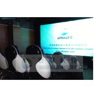 Quality Electronic 3 DOF 5D Movie Theater Cinema Simulator With Special Motion Rides wholesale